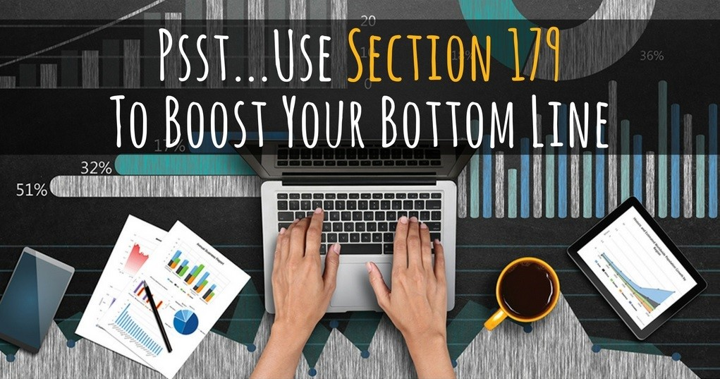 use section 179 to boost your bottom line header