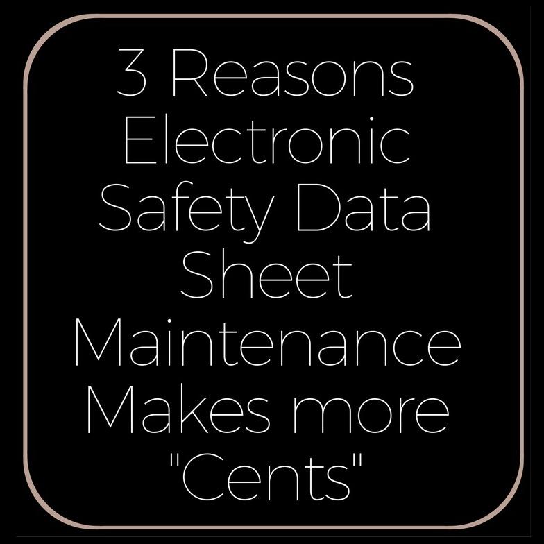 3 Reasons Electronic SDS Storage Makes More Sense