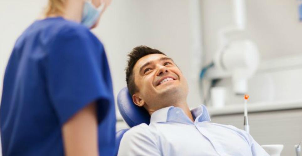 good dental chairside manner