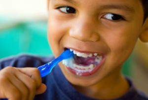 dentists get to inspire healthy habits in youth
