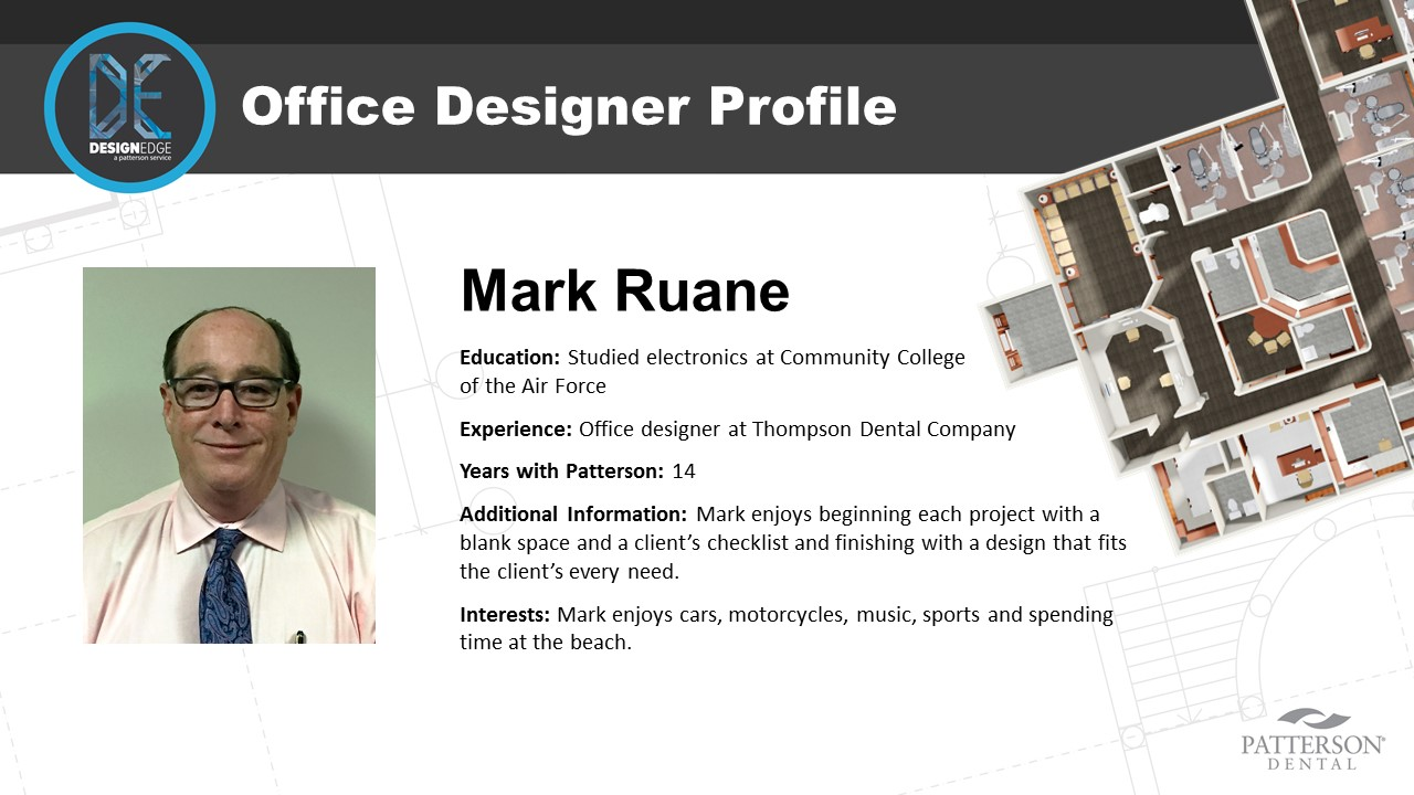 Office Designer Mark Ruane