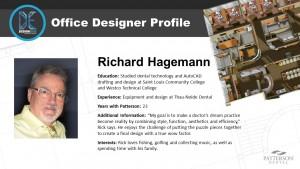 Office Designer Richard Hagemann