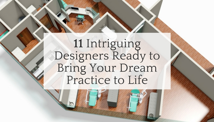 11 intriguing designer ready to bring your dream practice to life