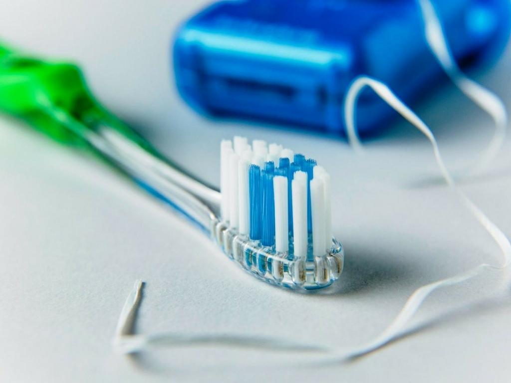 preventative oral hygiene supplies