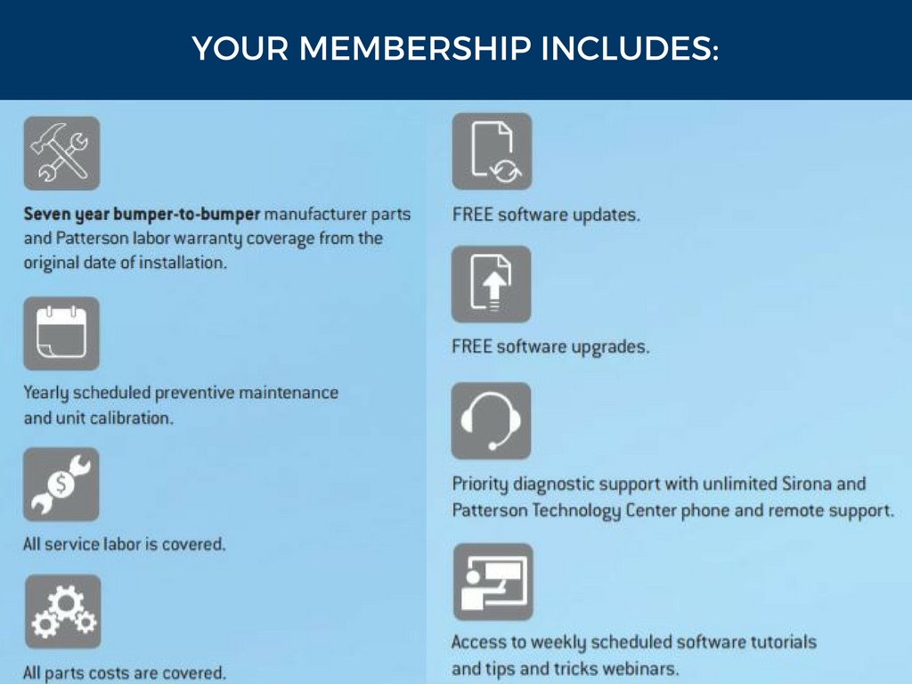 3d service club membership benefits