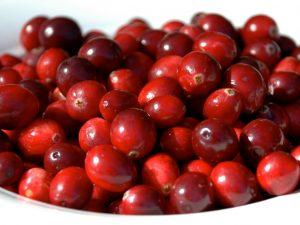 cranberries keep teeth healthy