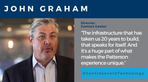john graham Patterson Technology Center quote