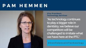 Pam Hemmen Patterson Technology Center Quote