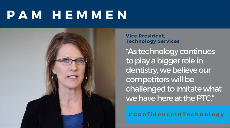 Pam Hemmen Patterson Technology Center Quote