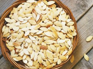 pumpkin seeds good for your teeth