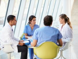 cohesive morning huddles for dentists