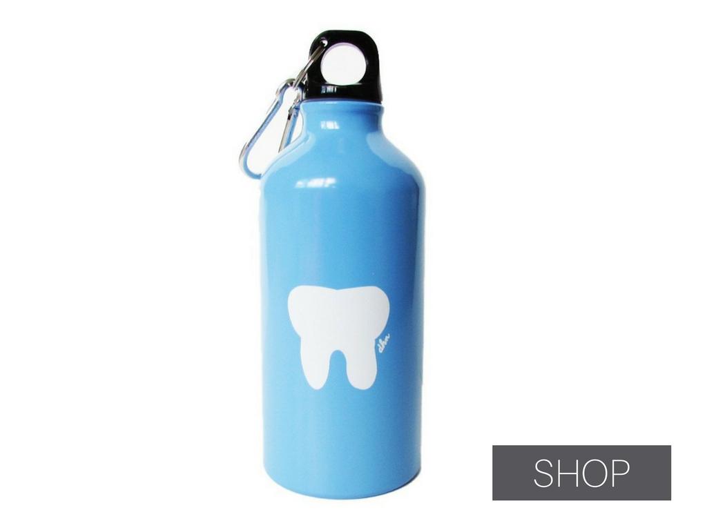 dental hygiene nation drink bottle