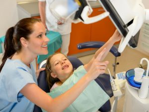 how to discuss dental treatment with kids