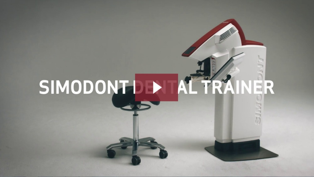 simodont dental trainer video