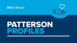 Patterson Profiles Mike Smurr OSAP