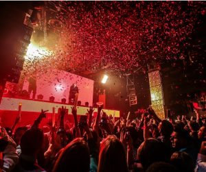 tao nightclub party
