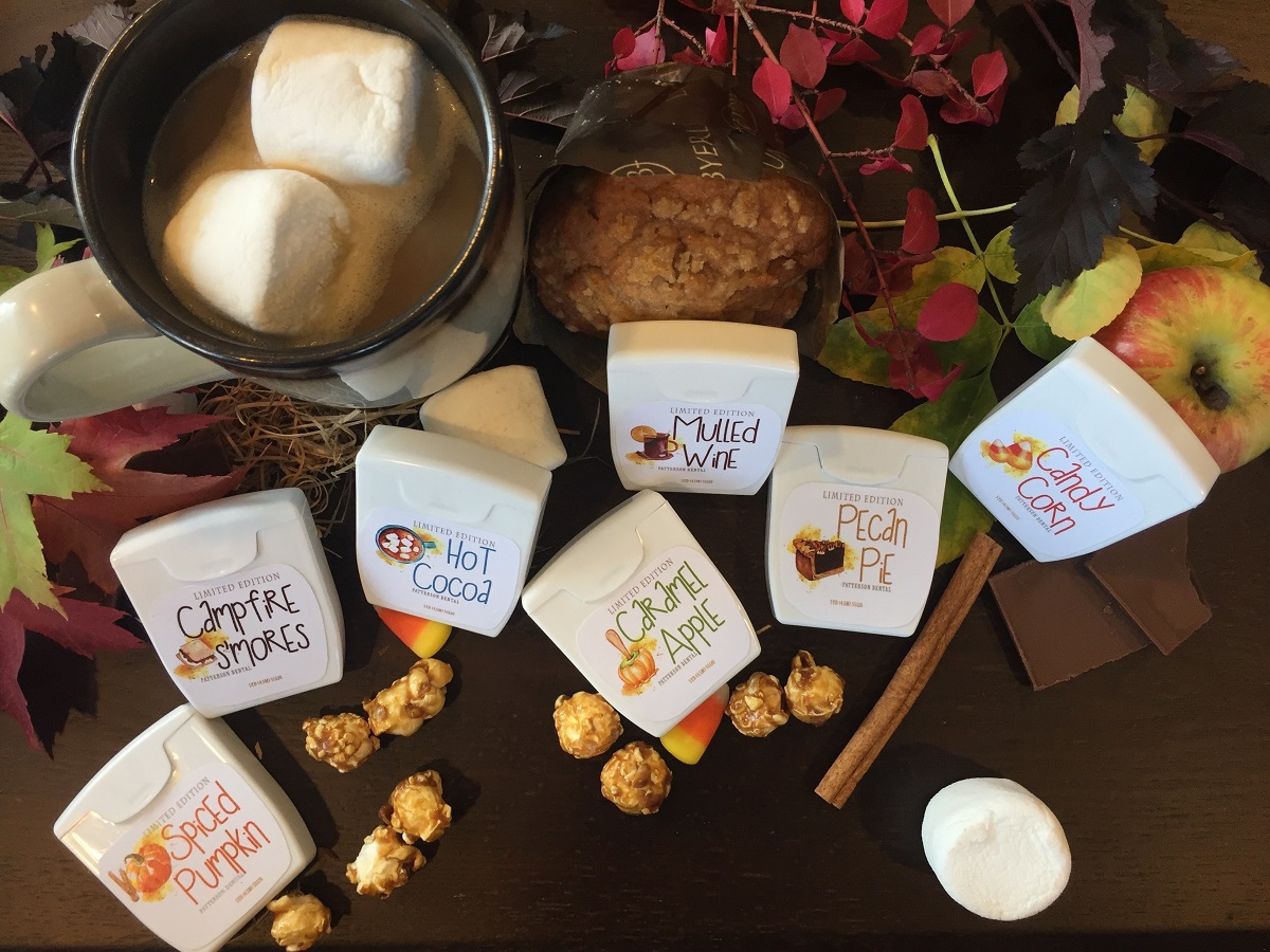 7 fall floss flavors we wish existed