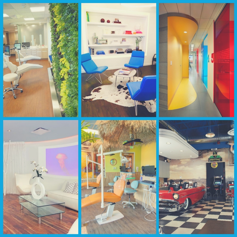 12 of the coolest dental offices in the us