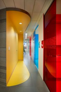 implant logyca interior hallways