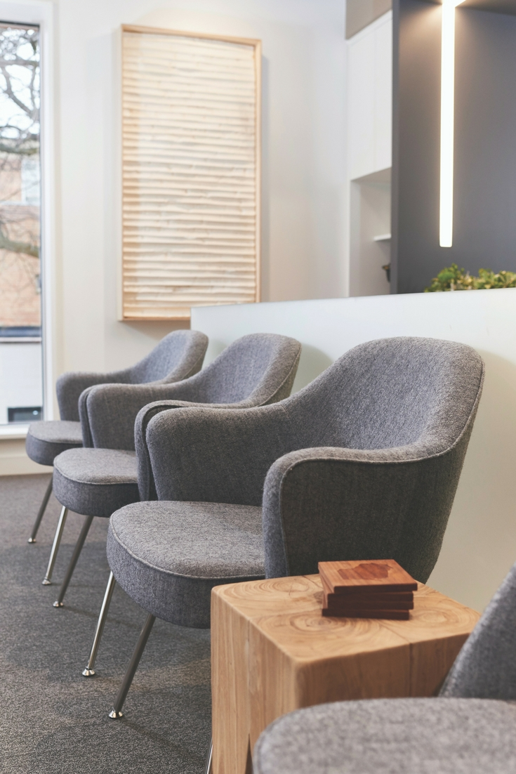 make your dental office more comfortable with comfortable chairs