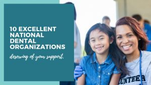 10 Excellent national dental organizations header