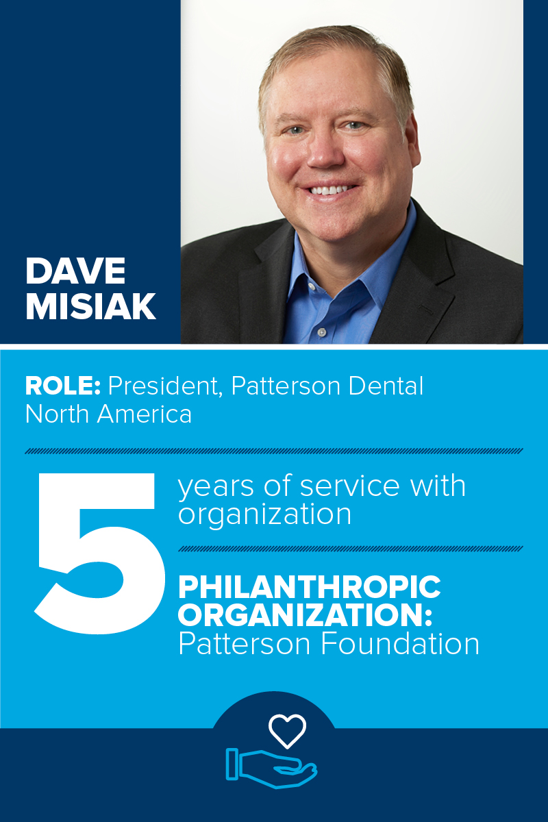 Patterson Profiles Dave Misiak Patterson Foundation