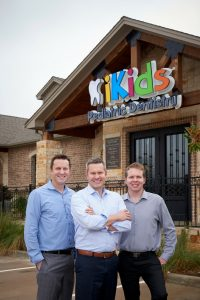 Hamilton Brothers Outside iKids Building