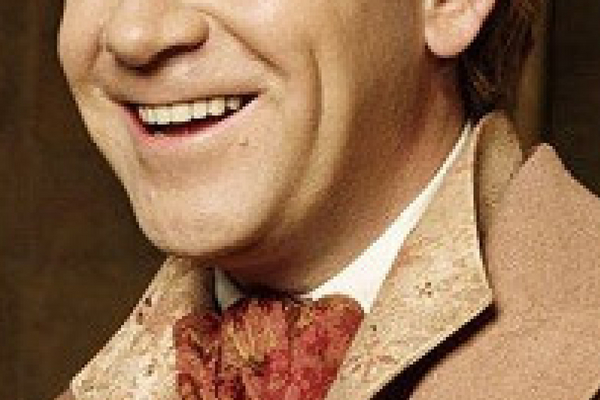 Gilderoy Lockhart Smile Closeup