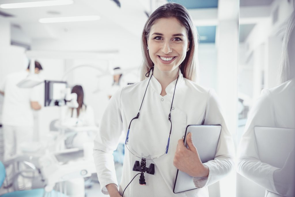 how to become a more professional dental professioal