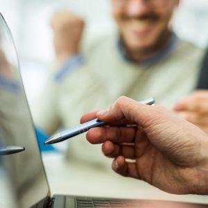 Image depicting dental practice management software.