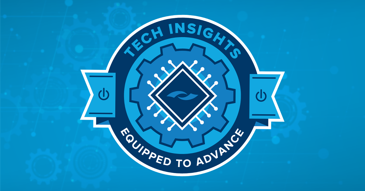 "Patterson Tech Insights"" Equipped to advance"